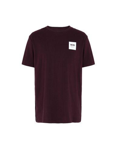 9df83f608cd Wood Wood Ww Box T-Shirt - T-Shirt Herren - T-Shirts Wood Wood auf ...
