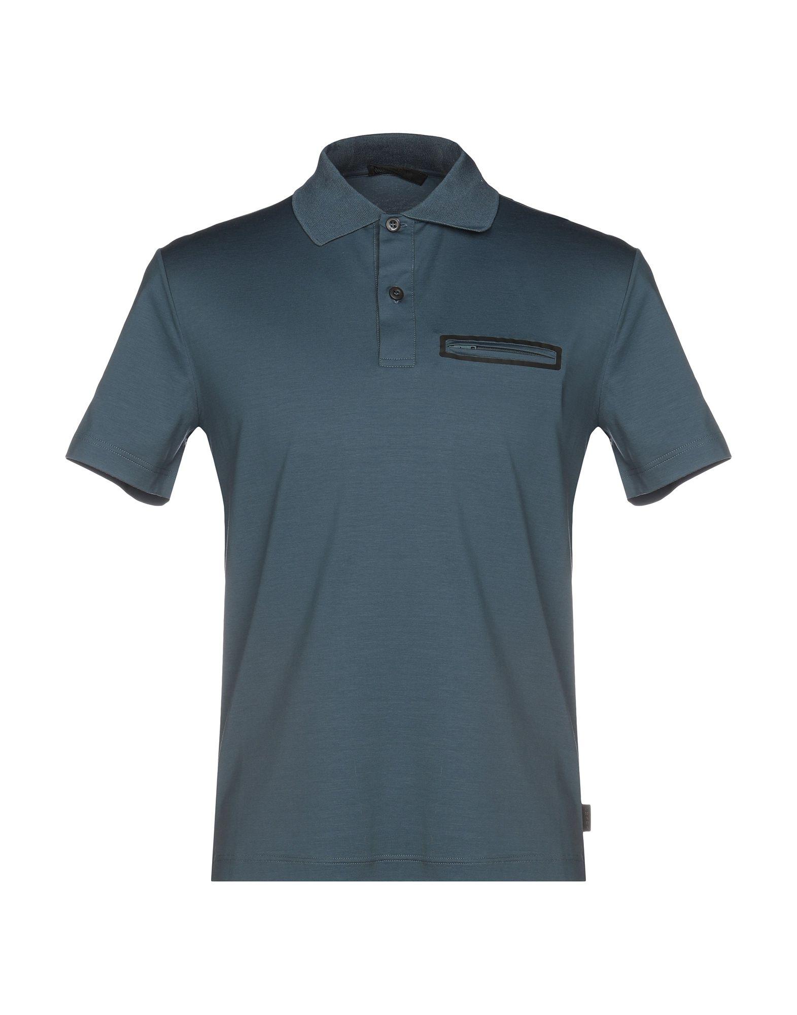 d56d640b Prada Polo Shirt - Men Prada Polo Shirts online on YOOX United ...