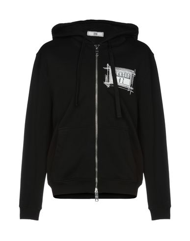 VERSUS VERSACE - Hooded track jacket