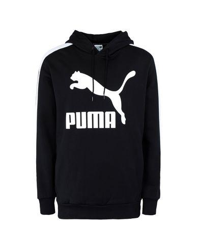 a26d98acd0 Felpa Puma Classics T7 Logo Hoody Fl - Uomo - Acquista online su ...