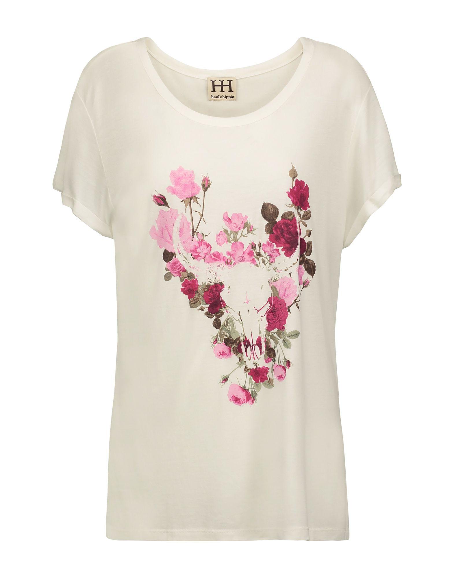 T-Shirt Haute Hippie Hippie Hippie donna - 12232922PJ 6f4