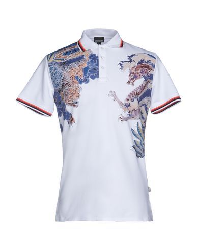 30145a07 Just Cavalli Polo Shirt - Men Just Cavalli Polo Shirts online on ...