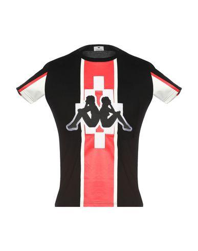 8912a590bfe0 Marcelo Burlon X Kappa T-Shirt - Men Marcelo Burlon X Kappa T-Shirts ...