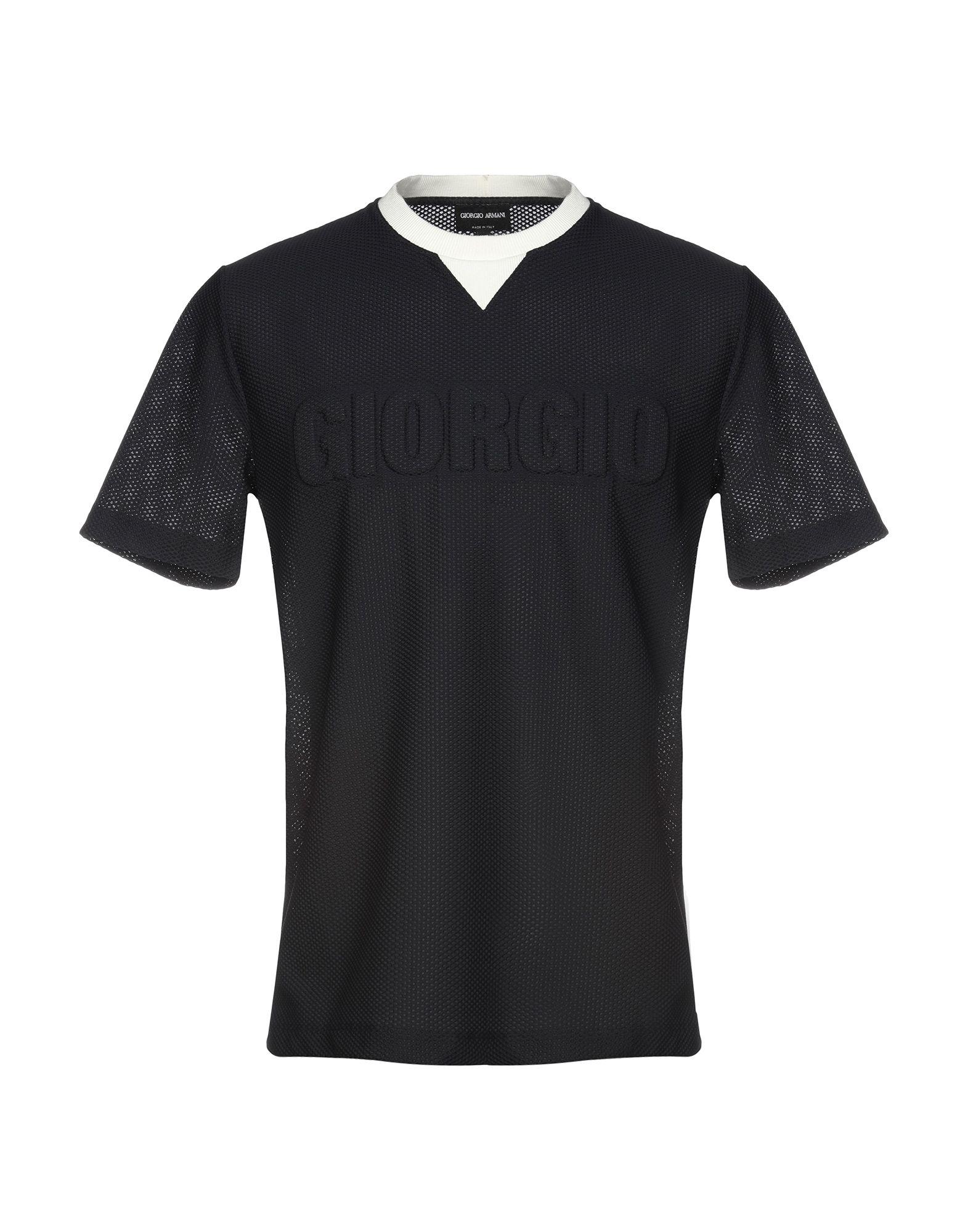 T-Shirt Giorgio Armani herren - 12233415ON