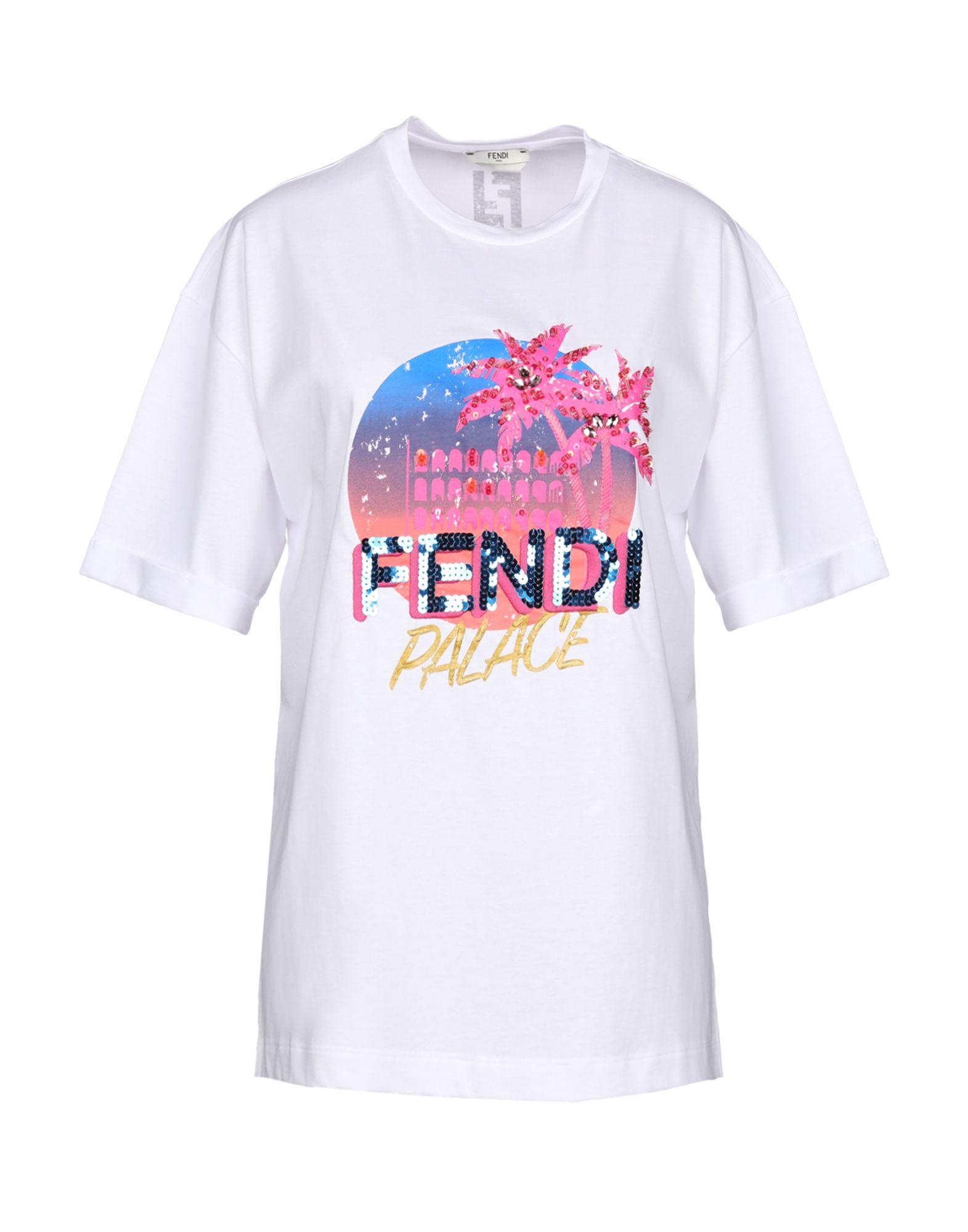 T-Shirt Fendi donna donna - 12233692ET