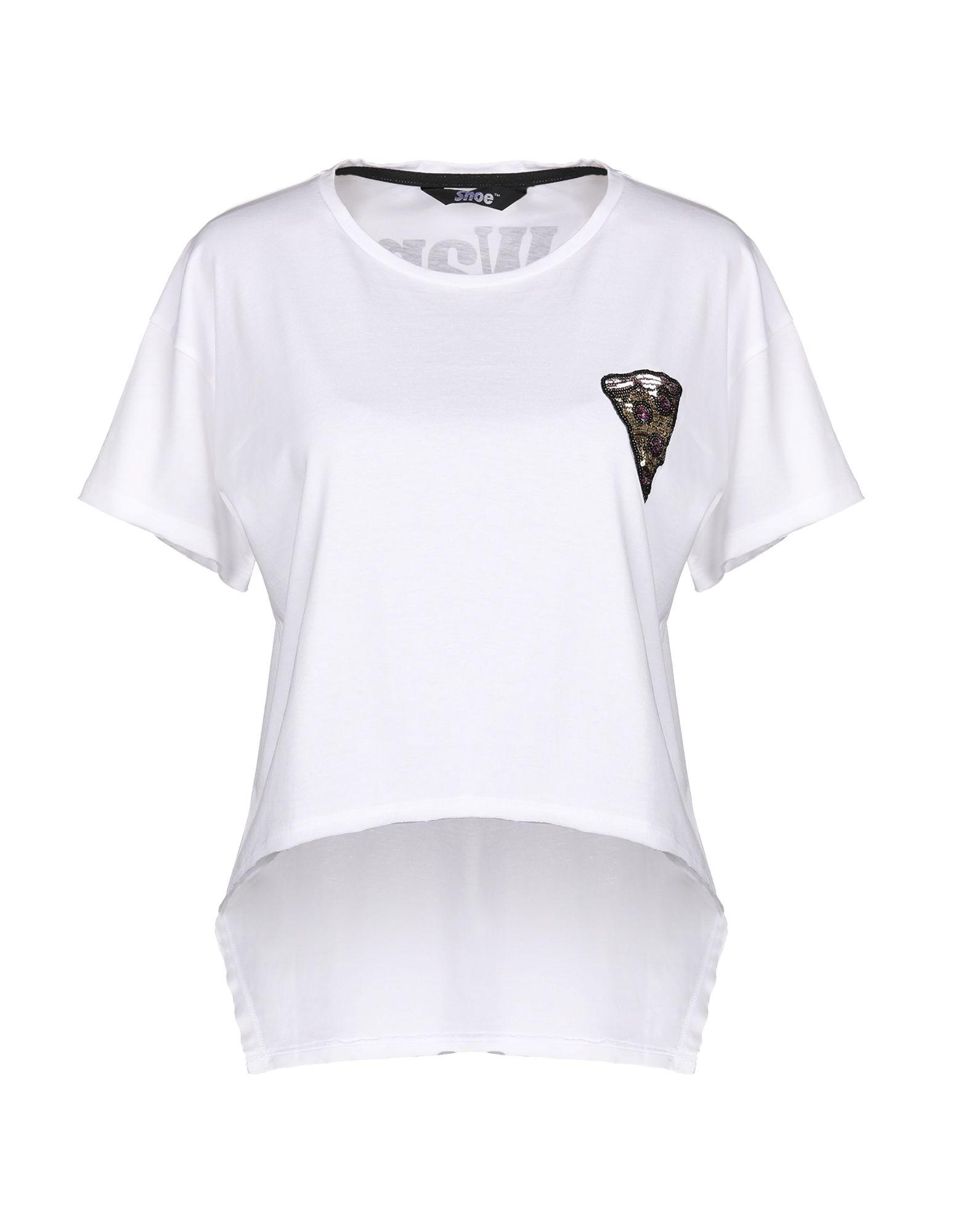 T-Shirt schuhehine damen - 12234859PX