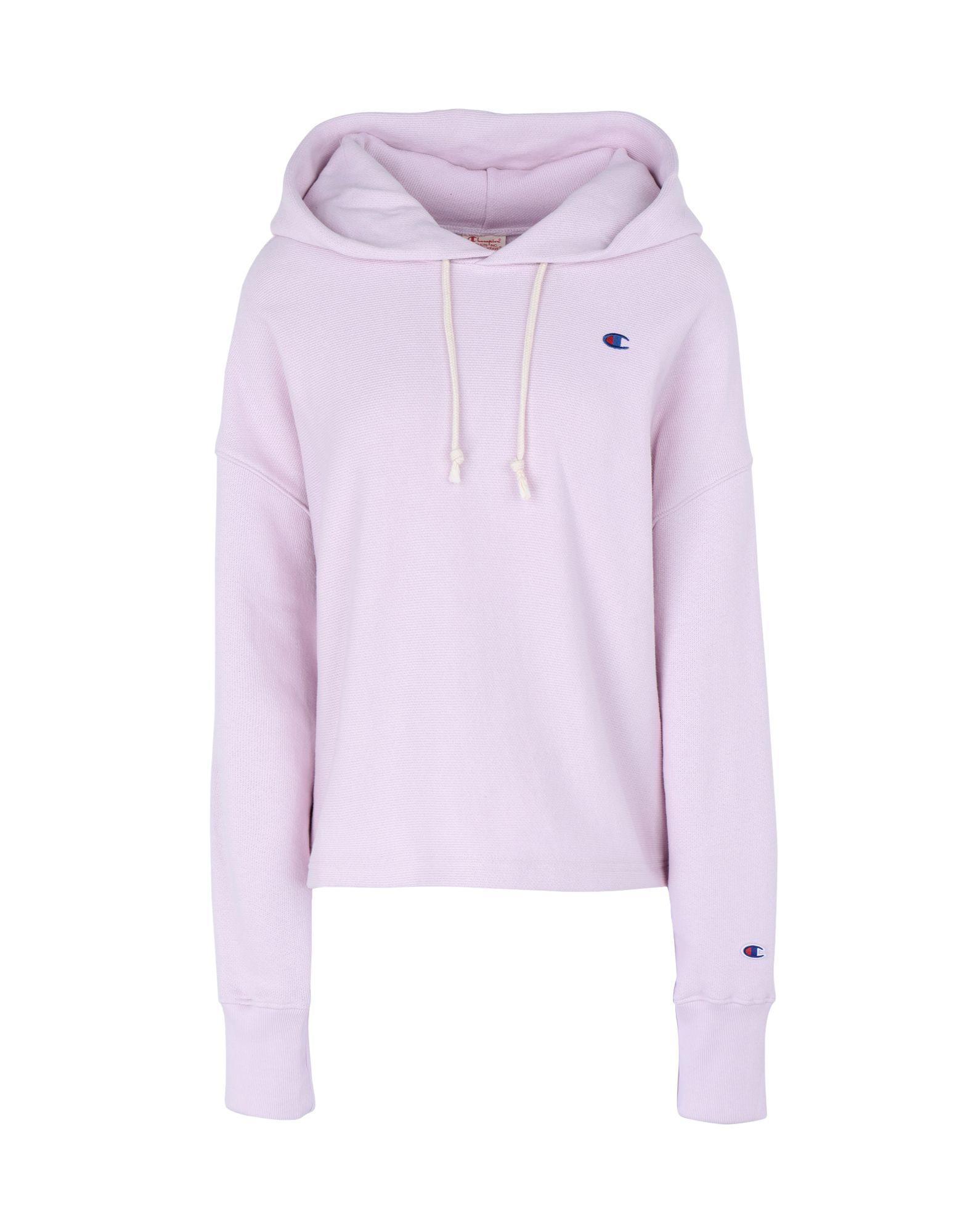 31f4a7718bf7 Champion Reverse Weave Maxi Hooded Sweatshirt - Technical Sweatshirts And  Sweaters - Women Champion Reverse Weave Technical Sweatshirts And Sweaters  online ...