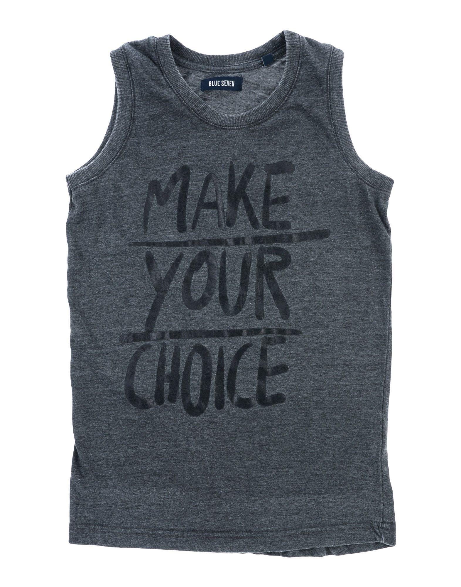 9f303467320 BLUE SEVEN T-shirt - T-Shirts and Tops   YOOX.COM