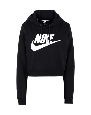efff1261636e Nike Rally Hoodie Crop - Hooded Track Jacket - Women Nike Hooded ...