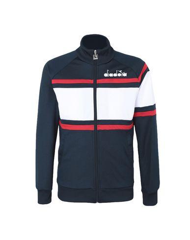 Felpa Diadora Jacket 80S - Uomo - Acquista online su YOOX - 12236306 4a6ac95de7a