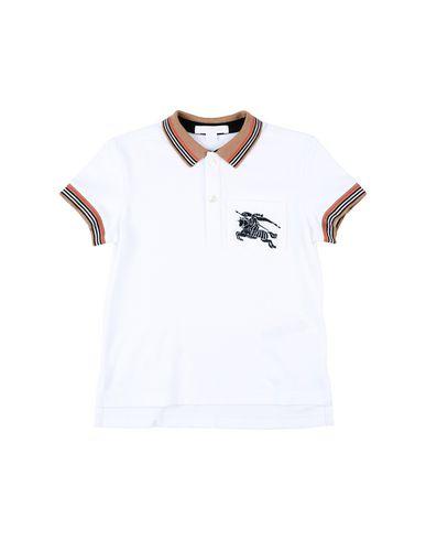 finest selection 5243a f81d3 BURBERRY Polo - T-Shirt e Top | YOOX.COM