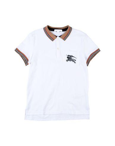 02b32d7c6d906d Burberry Polo Shirt Boy 9-16 years online on YOOX United Kingdom