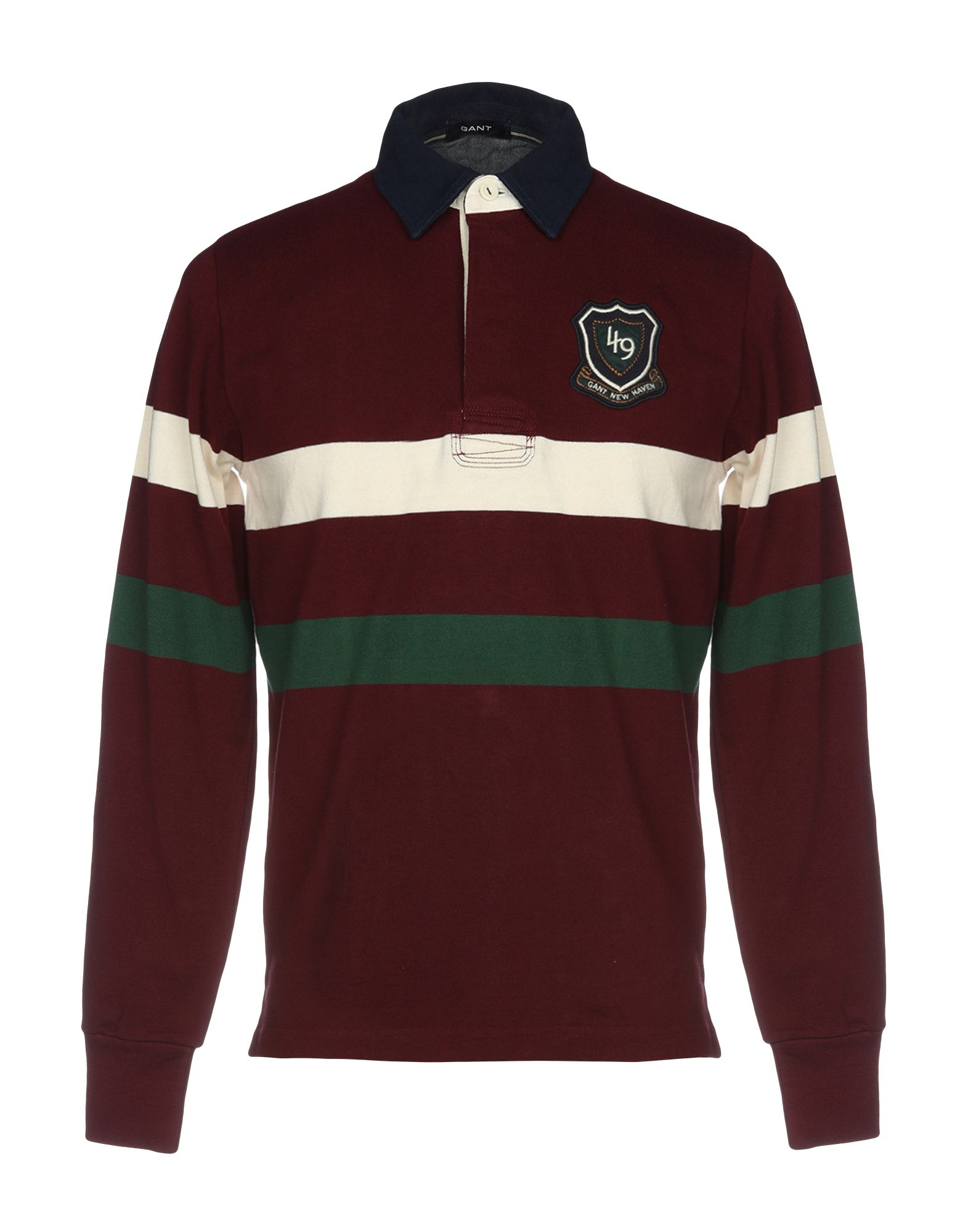 f1869348588c Μπλουζάκι Polo Gant Άνδρας - Μπλουζάκια Polo Gant στο YOOX - 12236758