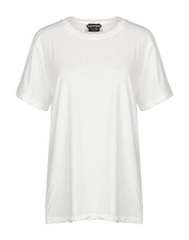 T-Shirt Tom Ford Femme - T-Shirts Tom Ford sur YOOX - 12237608EW d7f6b9bf0462