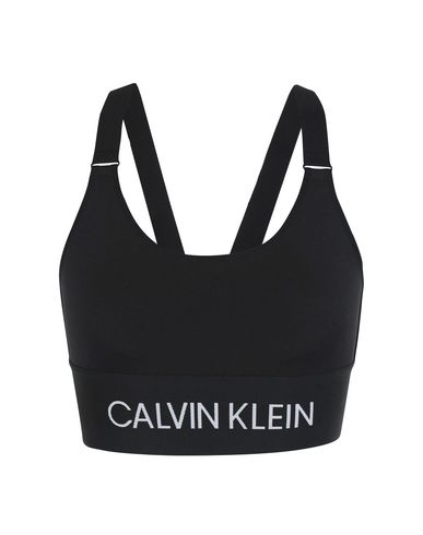 f4742ee52f08d Calvin Klein Performance Cross Back Sports Bra - Top - Women Calvin ...