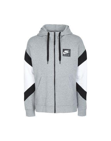 Nike Air Hoodie Full Zip Fleece - Hooded Track Jacket - Men Nike ... 90c2dd955
