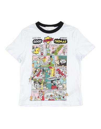 89ecc65806023f Burberry T-Shirt Girl 3-8 years online on YOOX United Kingdom