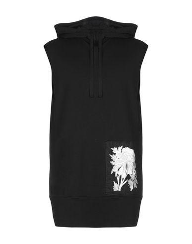 ANN DEMEULEMEESTER - Hooded track jacket