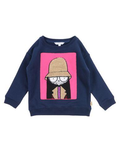 LITTLE MARC JACOBS Sweatshirt in Dark Blue
