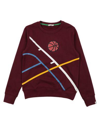 BILLYBANDIT Sweatshirt in Maroon