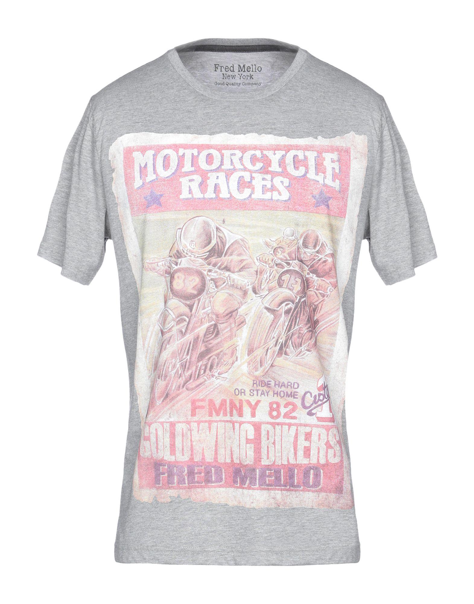 T-Shirt Frot Mello herren - 12241661DA