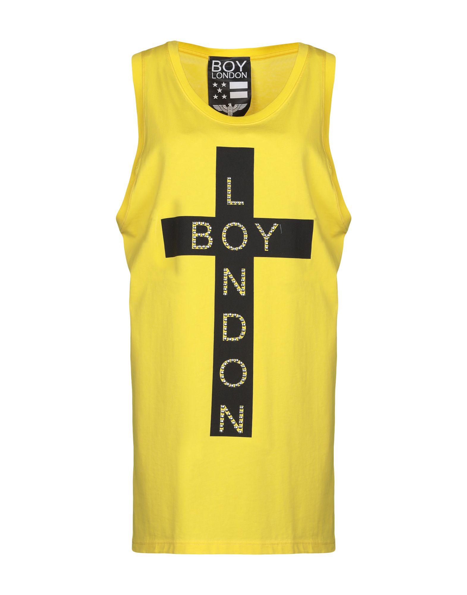 Canotta Boy London donna donna - 12242312DR  Guter Preis