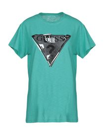 new styles bcd59 6afda T-Shirt Guess Donna Collezione Primavera-Estate e Autunno ...
