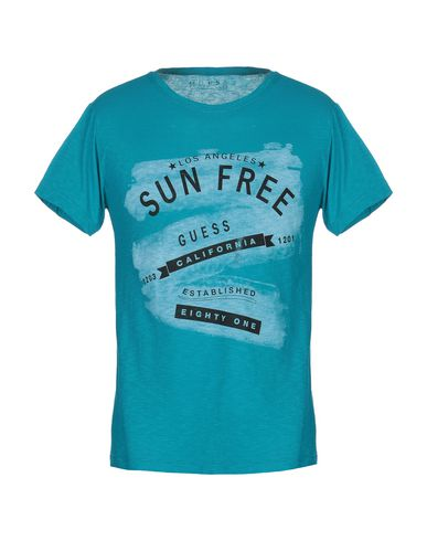 1d1b3a418fe3 Guess T-Shirt - Men Guess T-Shirts online on YOOX Romania - 12243187WG