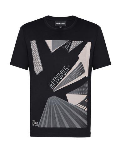 1d8ffb2b13e Emporio Armani T-Shirt - Men Emporio Armani T-Shirts online on YOOX Latvia  - 12244014