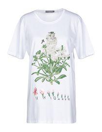 0c4c329c88e3 Alexander Mcqueen T-Shirts And Tops - Alexander Mcqueen Women - YOOX ...