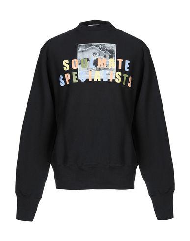 ADVISORY BOARD CRYSTALS Sweatshirt in Black