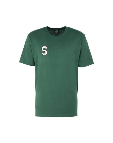 Stussy College Arc Tee - T-Shirt - Men Stussy T-Shirts online on ... f17eaab07ce
