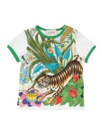 4b5cd5b1 Gucci T-Shirts for baby boy & toddler 0-24 months, Spring-Summer and ...