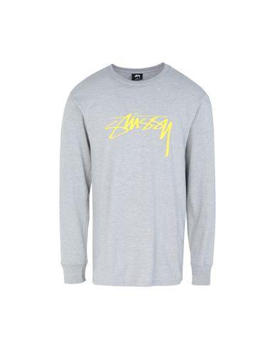 3cd3c8740904 Stussy Smooth Stock Ls Tee - T-Shirt - Men Stussy T-Shirts online on ...