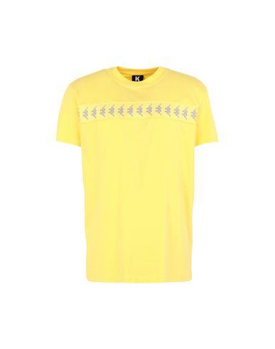 T Jaune T K K Kontroll shirt Kontroll shirt nFqan7zg