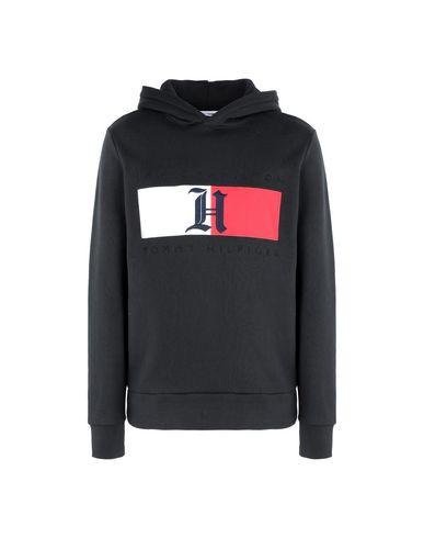 51dcaf45 Tommy Hilfiger Lewis Hamilton Flag Sweatshirts - Hooded Track Jacket ...