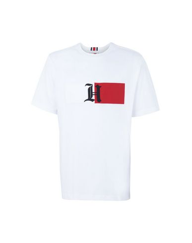 separation shoes f8bd4 a4f17 TOMMY HILFIGER T-shirt - T-Shirt e Top | YOOX.COM