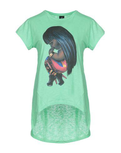 SIAMOISES T-Shirt in Green