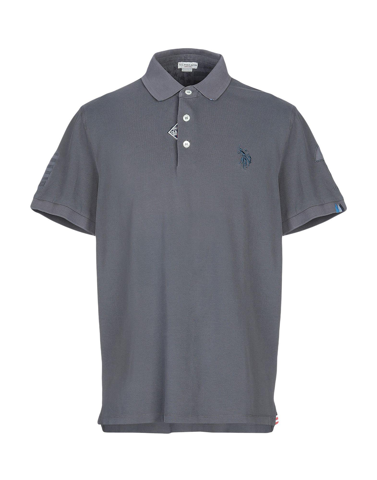 U.S.Polo Assn. Polo Shirt - Men U.S.Polo Assn. Polo Shirts online on YOOX  Sweden - 12250188SL da4bbf4a23