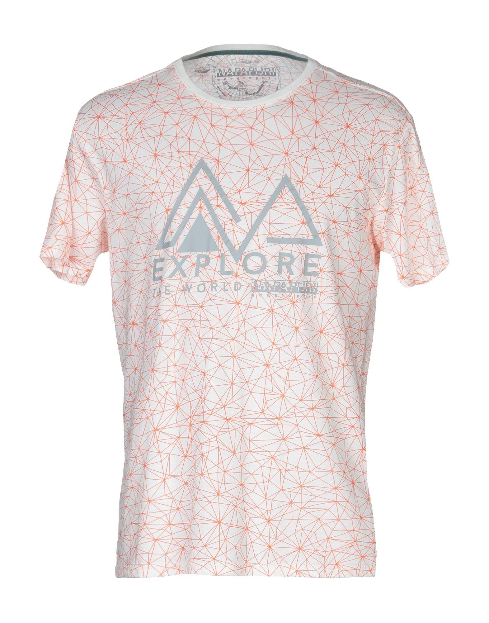 T-Shirt T-Shirt T-Shirt Napapijri uomo - 12250282OU b74