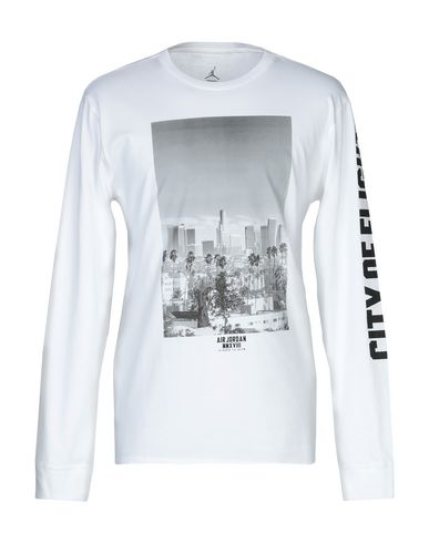 45f17b98f9b104 Jordan T-Shirt - Men Jordan T-Shirts online on YOOX Finland - 12250476AD