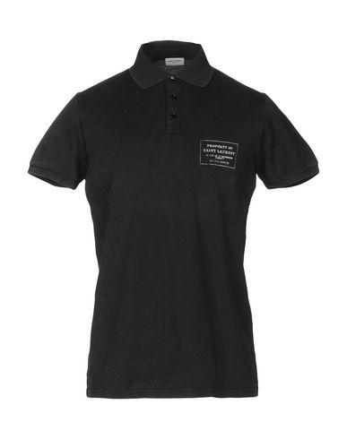 2b9985be4 Saint Laurent Polo Shirt - Men Saint Laurent Polo Shirts online on ...