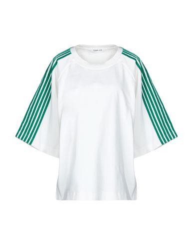 DIMA LEU T-Shirt in Ivory
