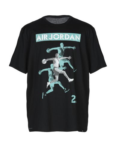 7b7a2c92bcf Jordan T-Shirt - Men Jordan T-Shirts online on YOOX Australia ...
