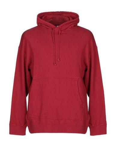 TSS Hooded Sweatshirt in Red