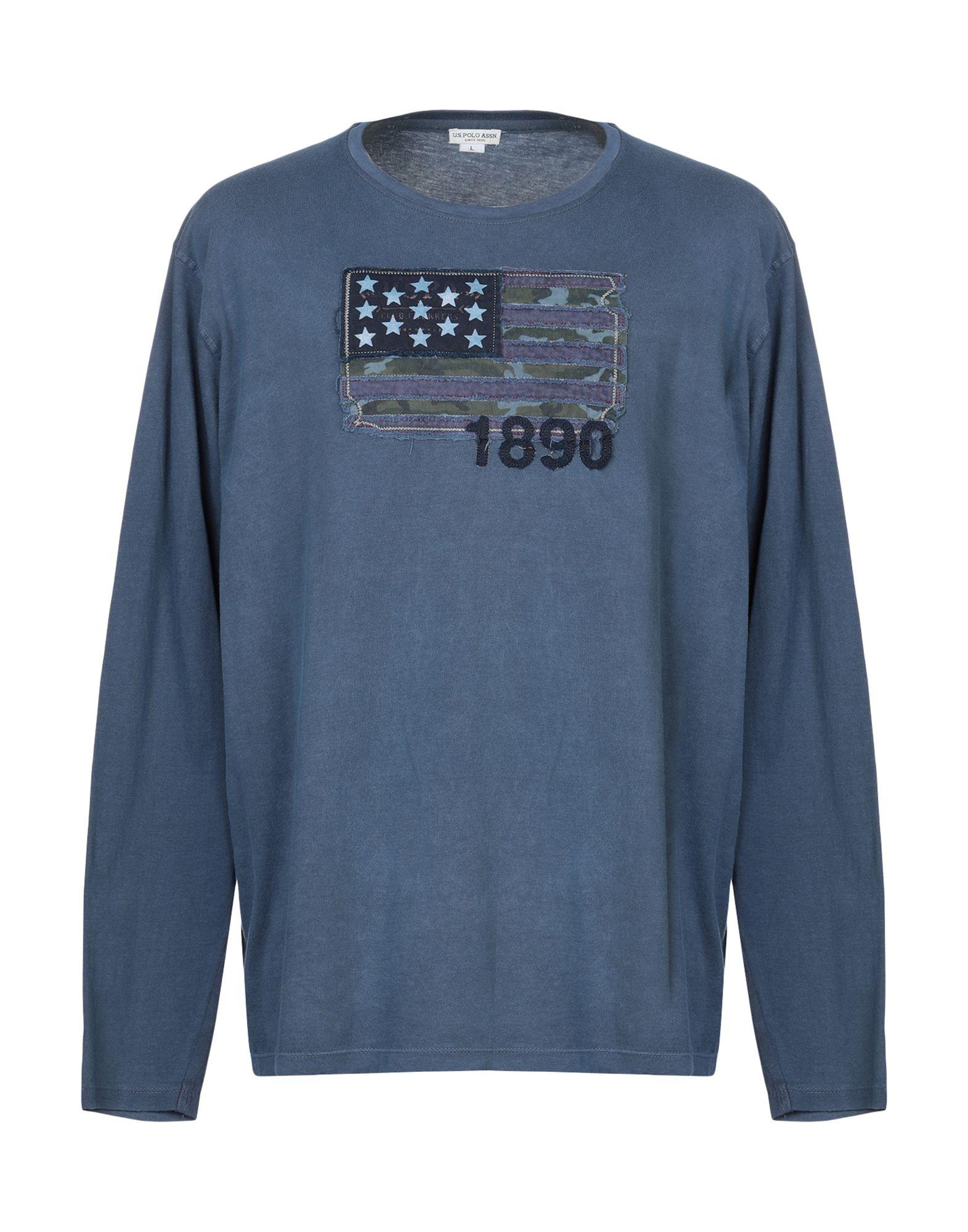 6770cc696437 U.S.Polo Assn. Camisetas - U.S.Polo Assn. Hombre - YOOX