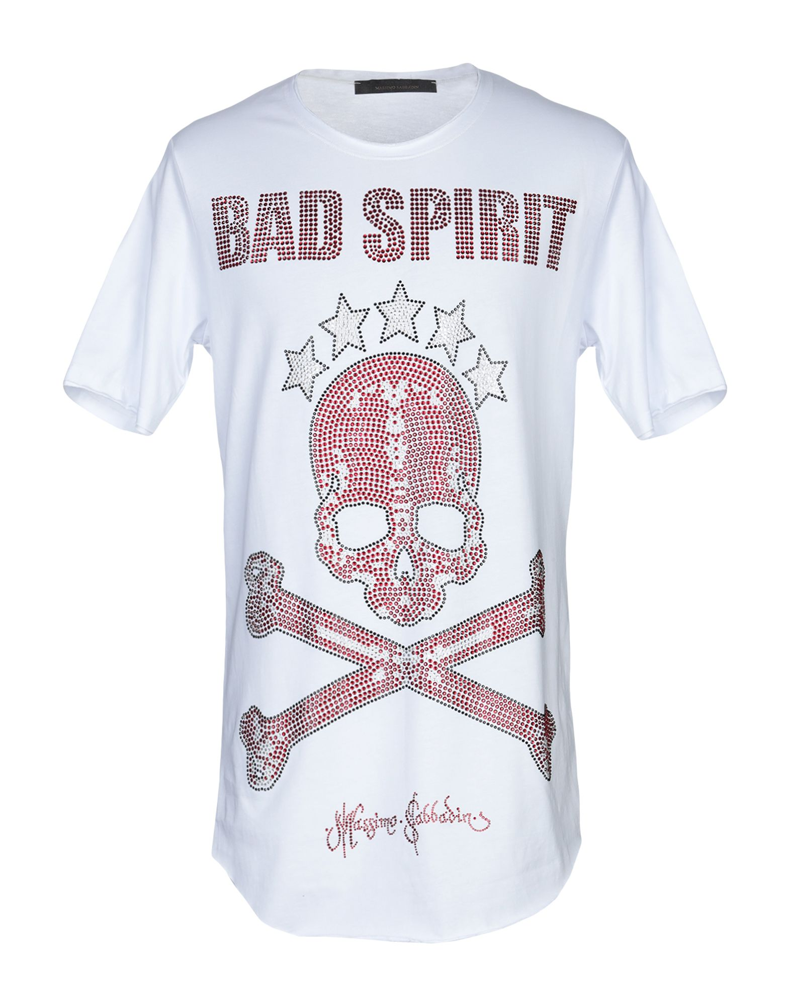 T-Shirt Bad Spirit herren - 12252444GE