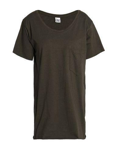 OAK T-Shirt in Dark Green