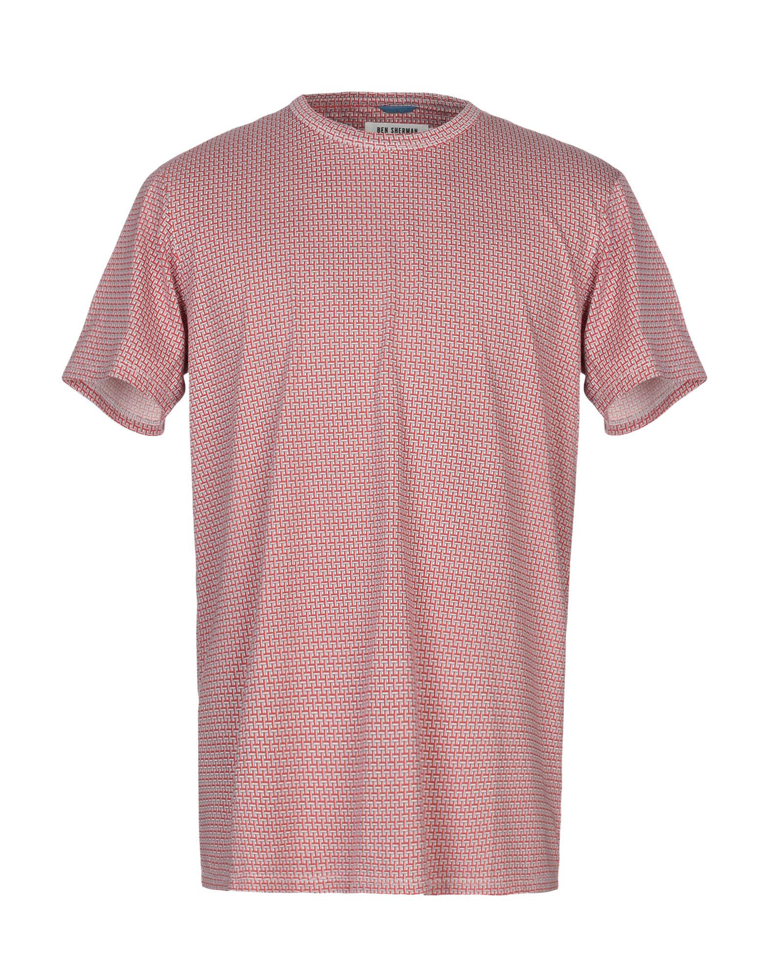 T-Shirt Ben Sherman uomo uomo uomo - 12253587ES 8f5