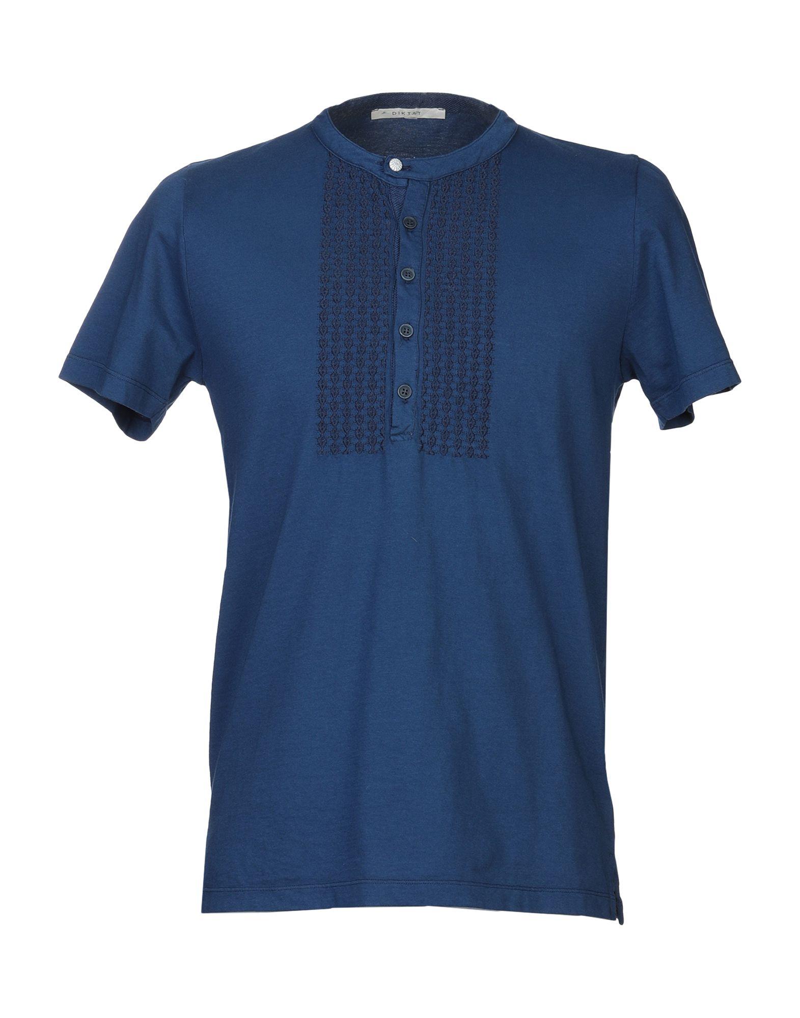 T-Shirt Diktat uomo - - 12254041VH